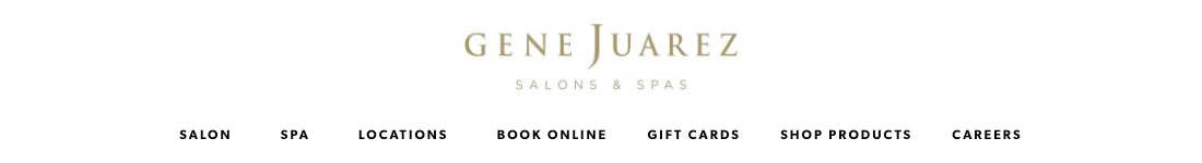 Gene Juarez Salon's & Spa's